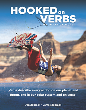 Hooked on Verbs Cover
